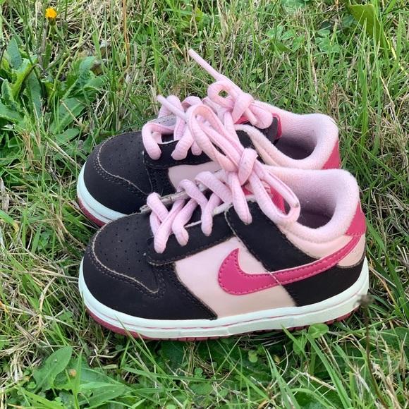 Nike Dunks SB Toddler 4C Travis Scott